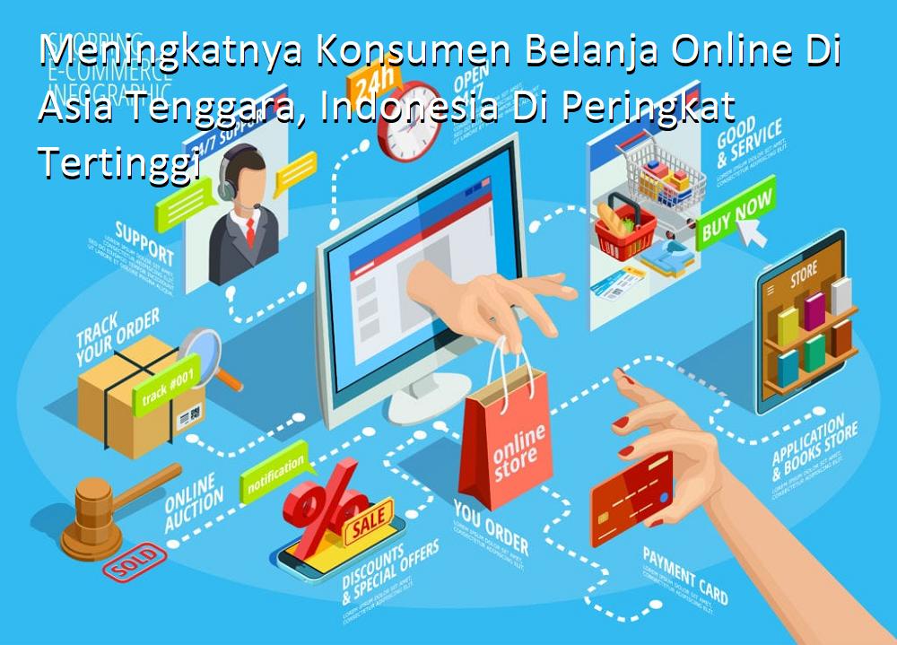 konsumen belanja online di asia tenggara